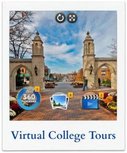 visit colleges online