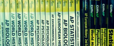 AP books for homeschoolers