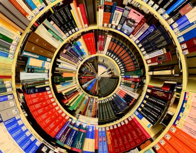 books spiral