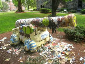 Cannon at Tufts