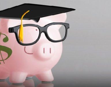 piggy bank graduation
