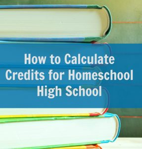 how to calculate credits
