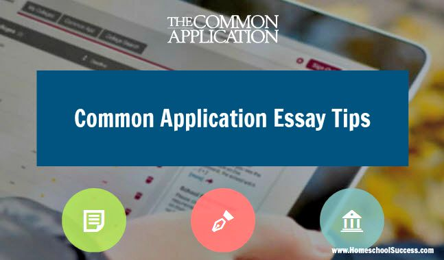commonapp essay